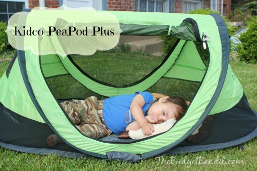 The Kidco PeaPod Plus travel tent is amazing! It is the absolute perfect baby/toddler/child necessity for the summer! It was created to give children aged ... & Kidco PeaPod Plus Travel Tent #Review (The perfect on the go tent ...