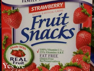 Welch's Fruit Snacks just $0.50 at Dollar Tree!