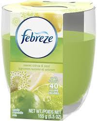 New $1/1 Febreze Candle coupon + FREE at the Dollar Tree!