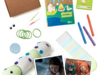 FREE DIY Glow Warm kit for your kids!
