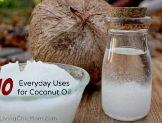 Top 10 Ways to Use Coconut Oil