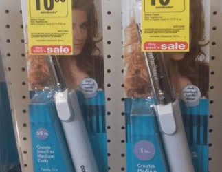 CVS – FREE CONAIR Curls N Curling Iron!