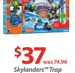 Skylanders Trap Team Starter Pack just $37 (reg $74.96)!!!