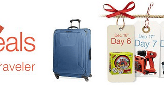 Amazon 12 Days of Deals – Today's Theme: Traveler