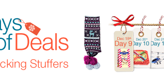 Amazon 12 Days of Deals – Today's Theme Stocking Stuffers!