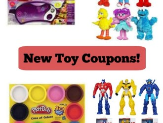 New Hasbro Toy Coupons and Deal Scenarios!