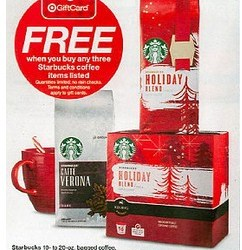 Target – Starbucks Coffee just $3.99 each *STOCK UP*