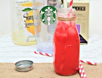 Passion Tea Lemonade Starbucks Copycat Recipe