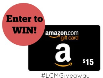 Win a $15 Amazon Gift Card – just answer me this…
