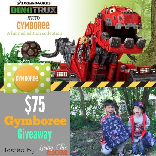 Gymboree Giveaway