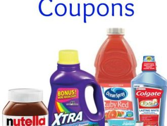 New Coupons – Ocean Spray, Barilla, Glade and more