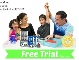 Unlimited FREE LEGO Fun with Pley.com