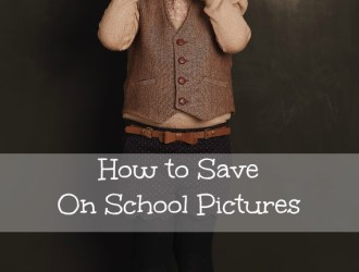 How to Save On School Pictures