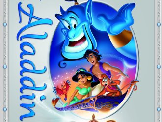 Aladdin Diamond Edition on Blu-Ray is now Available!