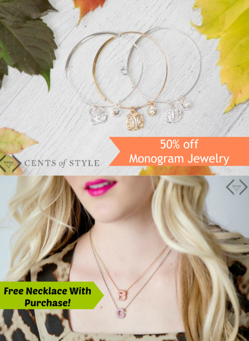 cents of style monogram
