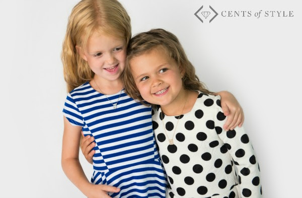 cents of style necklace kids