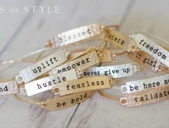 Cents of Style – Tribe Bracelets just $9.95 shipped