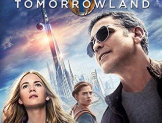 Disney's Tomorrowland is now available on Blu-Ray and DVD!