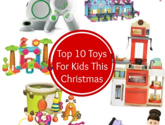 Top 10 Toys For Kids This Christmas