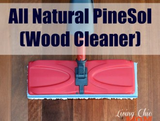 All Natural PineSol (Wood Cleaner)