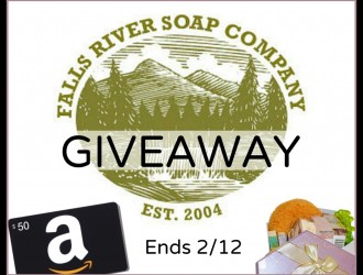 Falls River Soap Company Giveaway