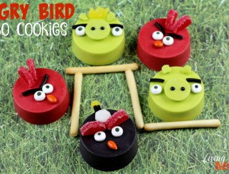 Angry Bird Cookies facebook