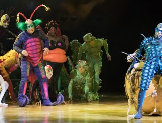 OVO by Cirque du Soleil is coming to Kansas City – See my Review Now!