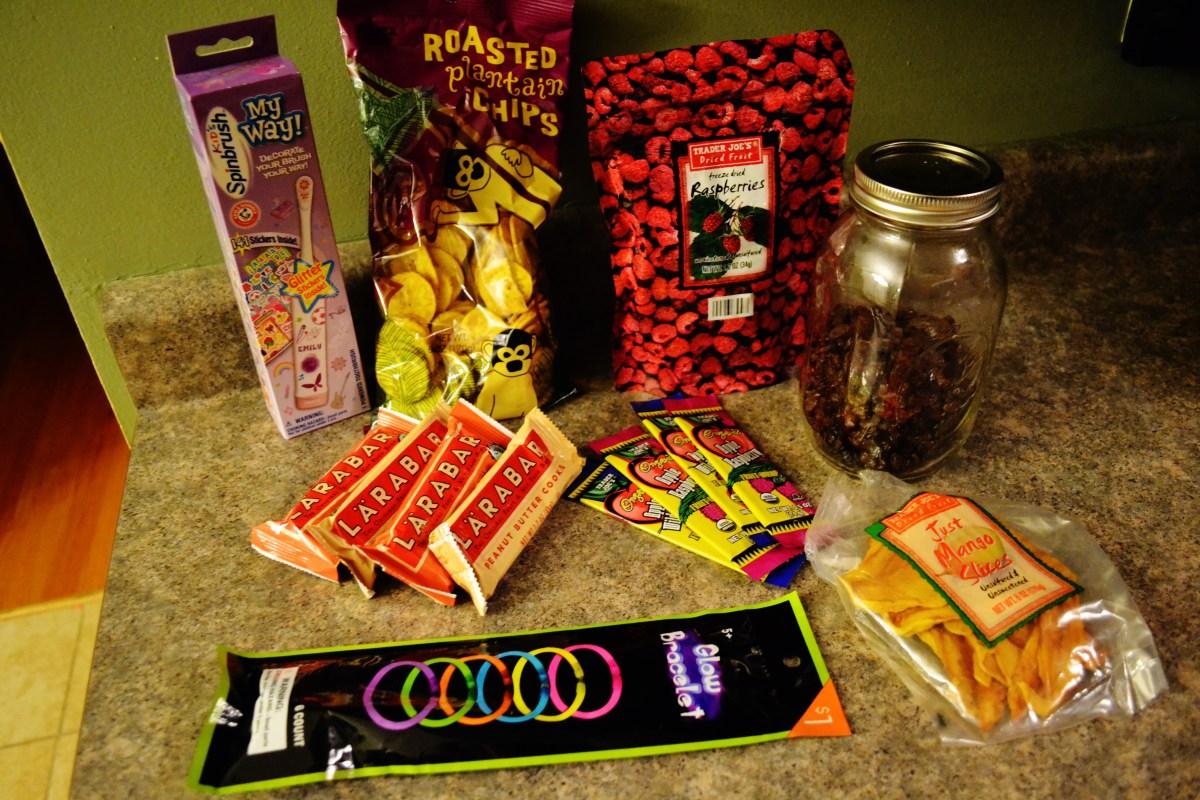 Halloween Candy Hangover