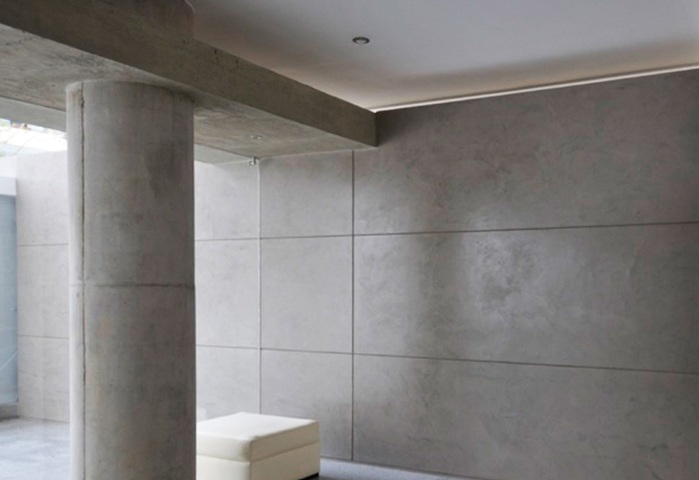 Badezimmer Interior Design Boards Microcement And Microconcrete - Living Concrete