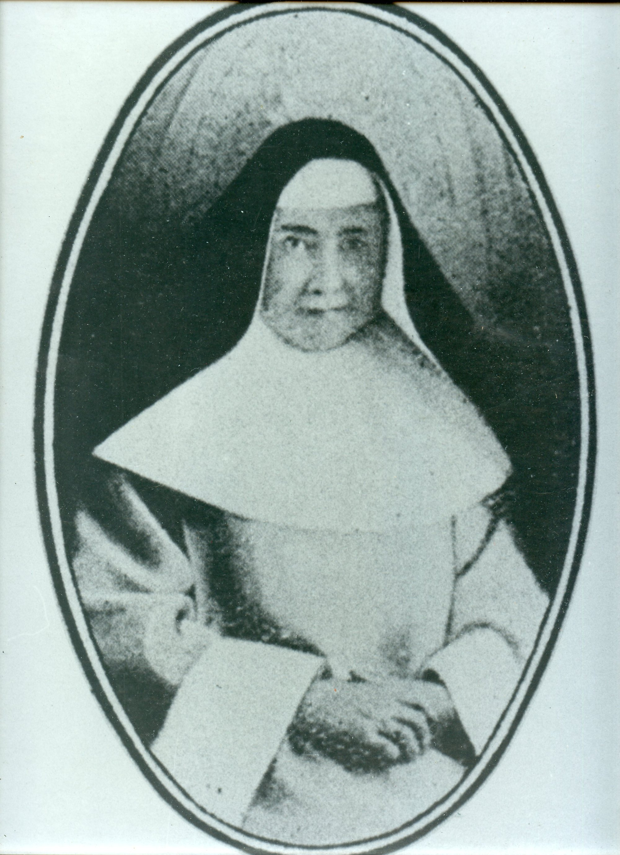 Gabriel Hogan Sister Mary Gabriel Hogan Foundress Of The Institution Came From