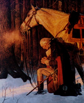 George Washington Spiritual Tyranny