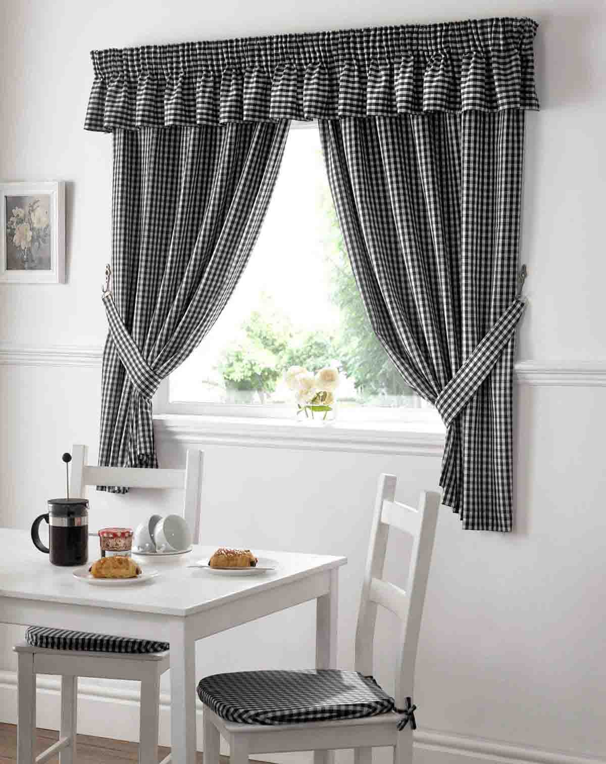 Curtain Ideas Kitchen Curtain Ideas The Best Window Treatment Livinghours