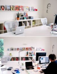 Graphic Designer Workspace Ideas