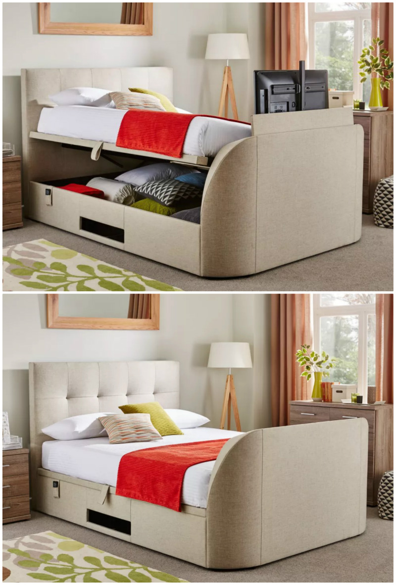 Hangend Bed 10 Great Space Saving Beds Living In A Shoebox