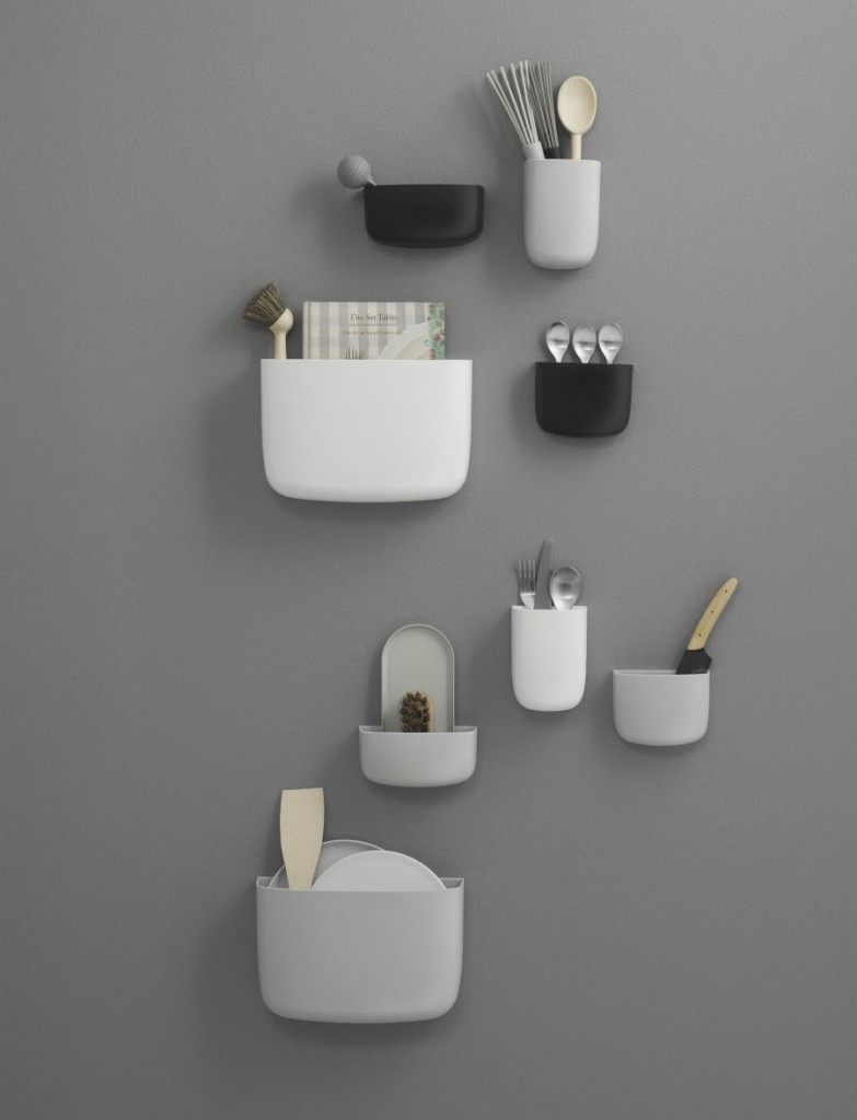 storage solution normann copenhagen living shoebox metal kitchen utensils organizers choices top drawers