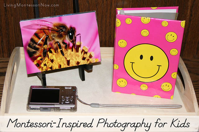 Montessori-Inspired Photography for Kids