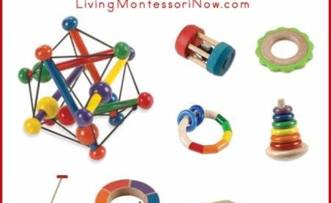 Best Gifts For Kids Montessori Friendly Baby And Toddler Toys