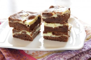 Cheesecake Brownies - these are the BESTe