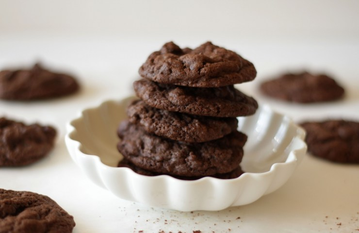 The Perfect Chocolate Chocolate Chip Cookies