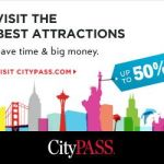 Savvy travelers save with CityPASS