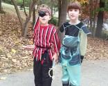 halloween costumes horizontal