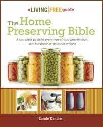 Home Preserving Bible cover photo