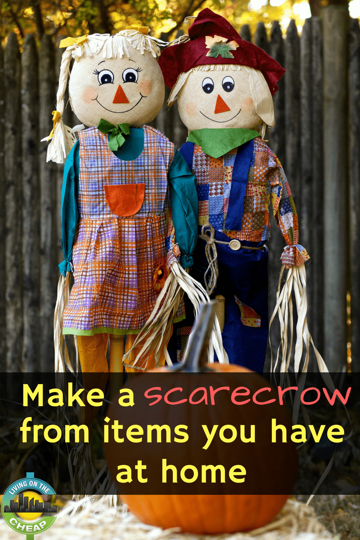 Post Pounder Rental Home Depot Make A Scarecrow From Items You Have At Home Living On The Cheap