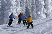 """Steamboat pioneered the """"Kids Ski Free"""" policy three decades ago. Photo: Larry Pearce, Steamboat Resort"""