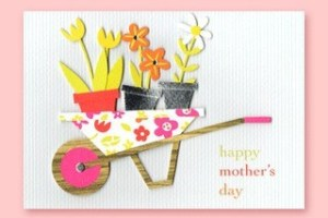 Card-making tips in time for Mother's Day