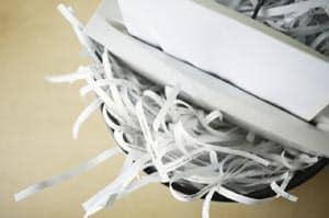 10 uses for shredded paper