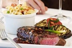 Macaroni Grill offers BOGO Express Dinner entrée