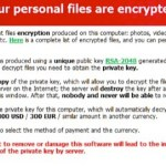 Protect your computer from Cryptolocker  virus
