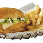 Catch free Ciabatta Jack Sandwich at Long John Silver's