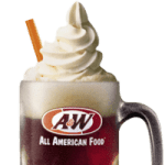 Free root beer float at A&W Restaurants